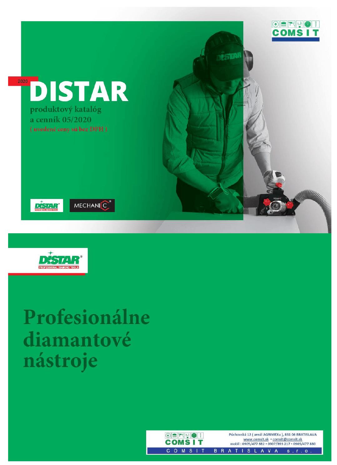 Di-Star katalóg a cenník 05-2020