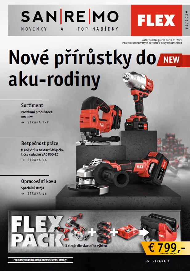 FLEX -  od 07/2020 do 01/2021