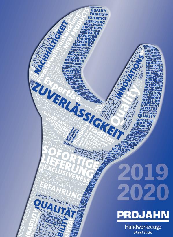 Projahn - náradie - 2019-2020