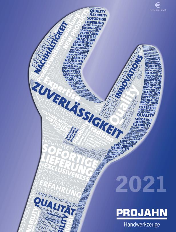 Projahn - náradie - 2021