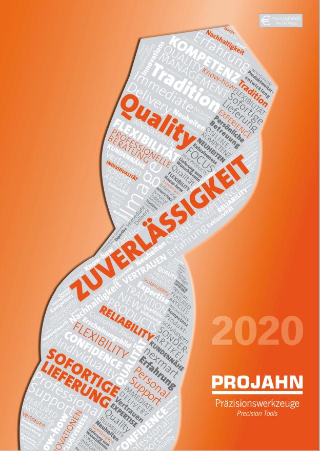 Projahn - nástroje - 2020