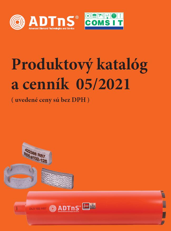 ADTnS - katalóg a cenník 05 - 2021