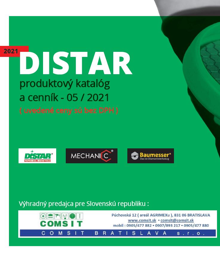 Di-Star katalóg a cenník 05-2021