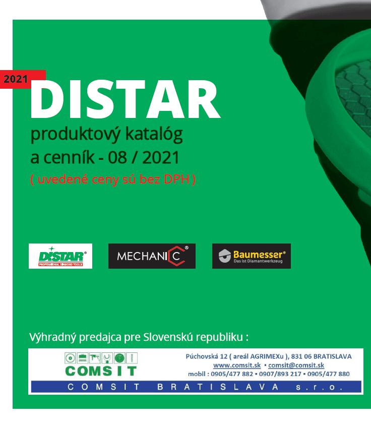 Di-Star katalóg a cenník 08-2021