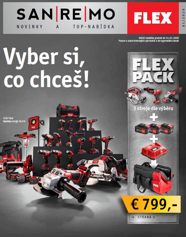FLEX - do 31.7. 2020