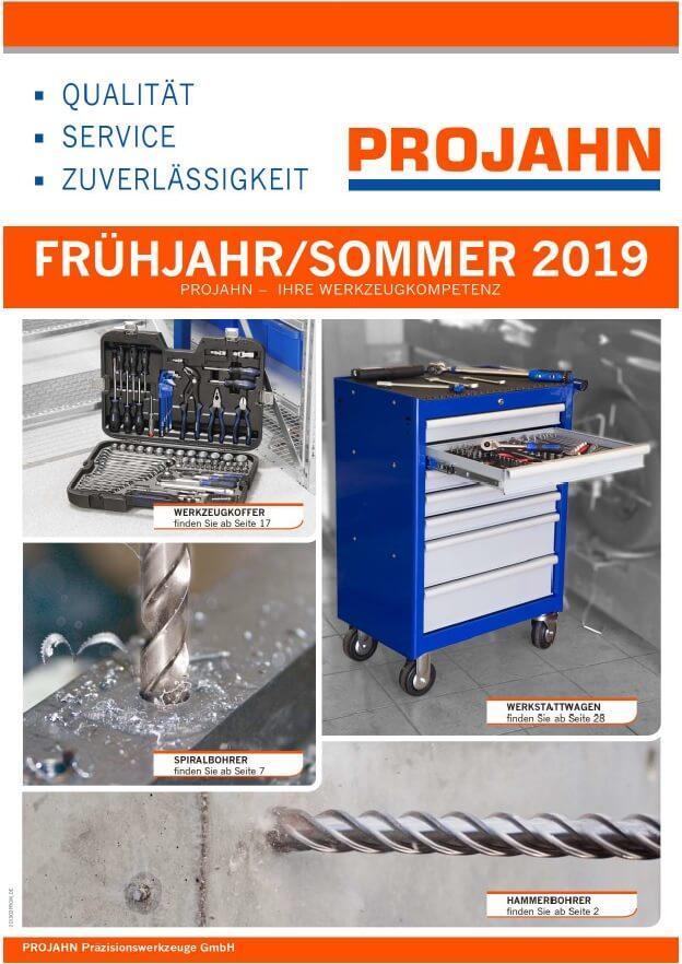 PROJAHN - Akcia Jar / Leto 2019