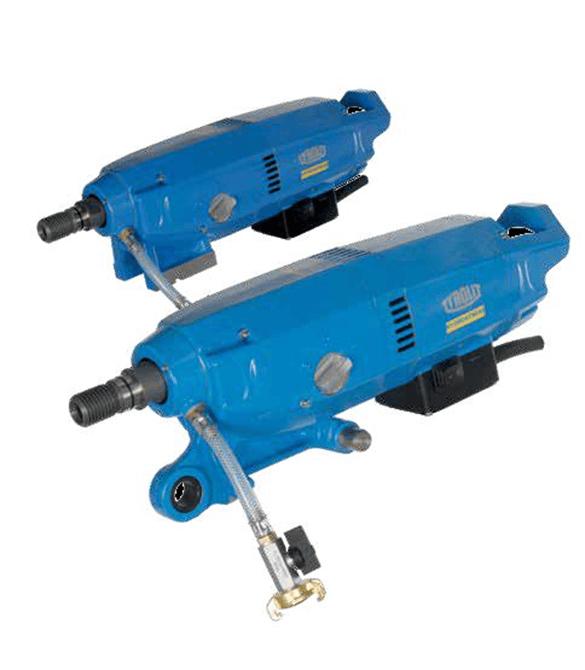 Vŕtacia súprava DRU400*** - motor DME33MW***