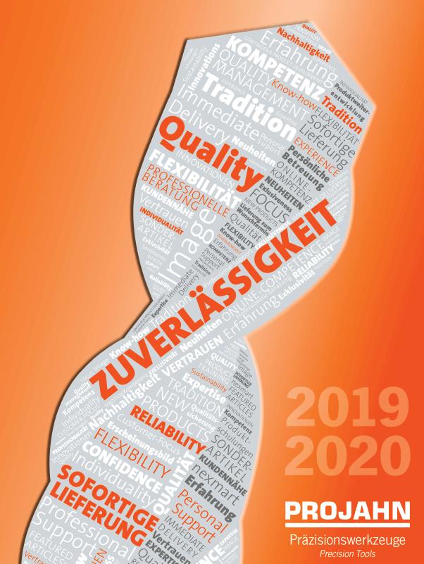 Projahn - nástroje - 2019-2020
