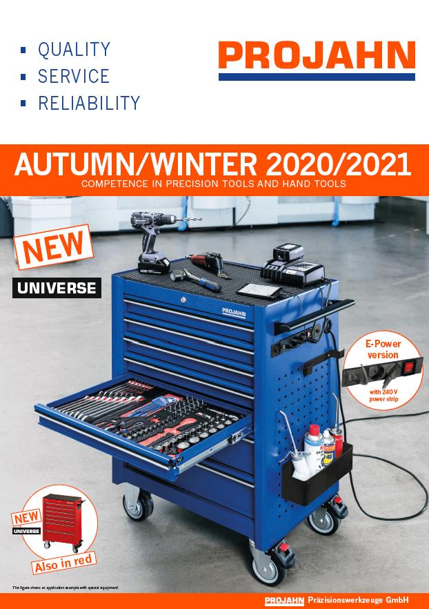 PROJAHN - jeseň / zima - 2020 - 2021