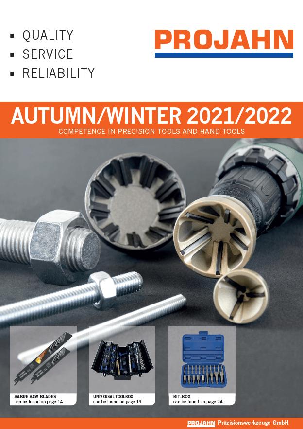 PROJAHN katalóg/cenník - 2021 / 2022